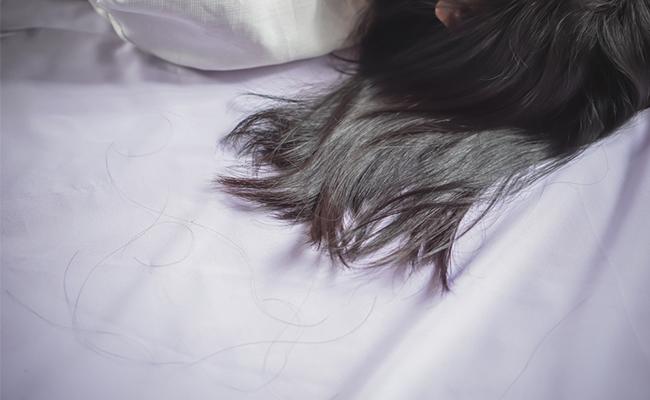 permasalahan rambut