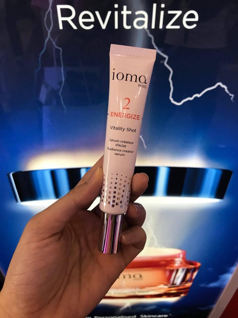 IOMA Vitality Shot