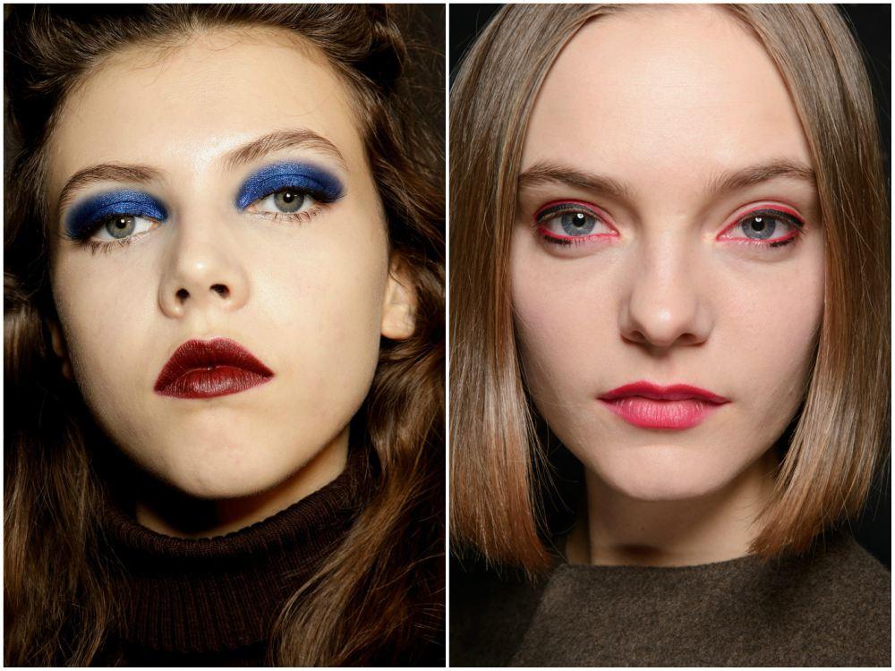 Makeup Lipstik Bold Fall Winter 2017 - Anna Sui Chalayan
