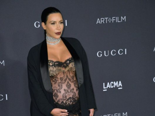 Pre-Eclampsia Kim Kardashian