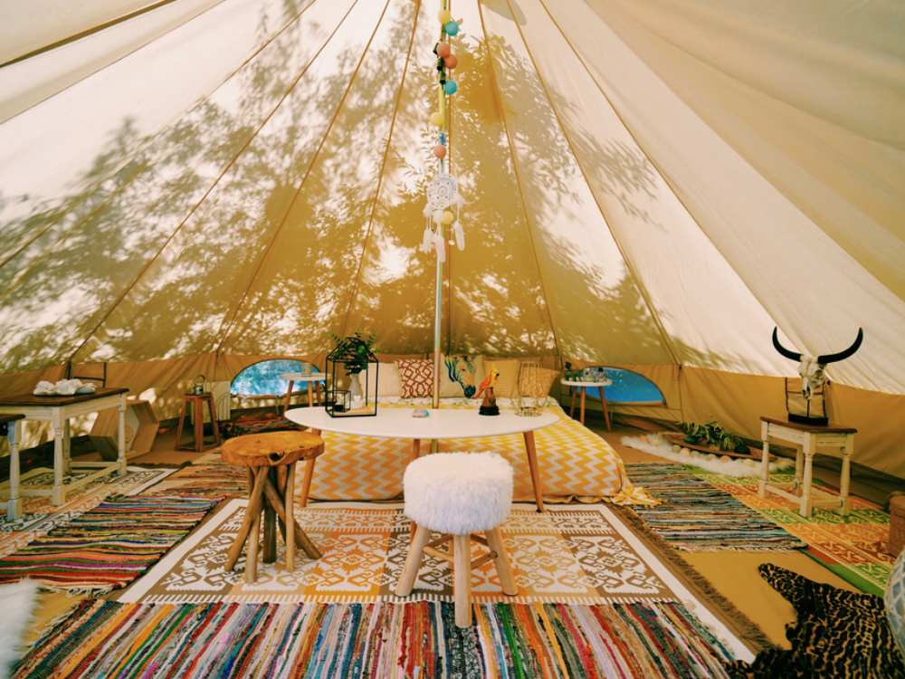 Glamping - Cover