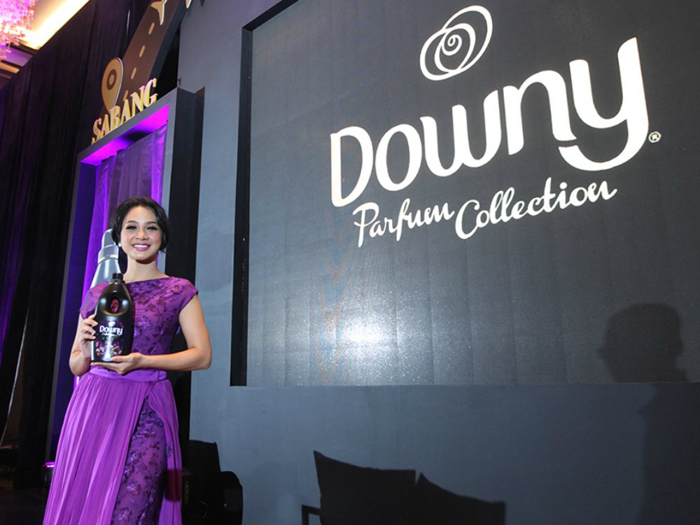Downy Parfum Collection - Cover