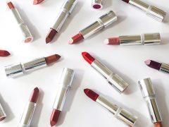 Kylie Cosmetics Silver Series Lipsticks