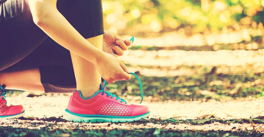 prepare for jogging