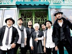 The Groove Tahun Baru di Jakarta - Cover