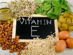 Manfaat Vitamin E - Cover