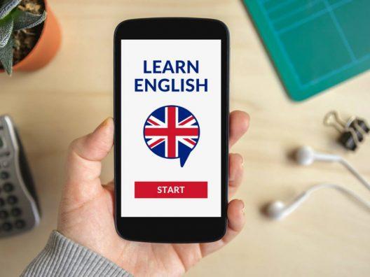 Aplikasi Belajar Bahasa Inggris - Cover