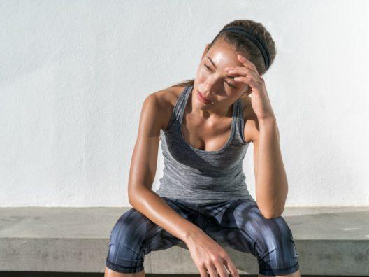 Olahraga Untuk Mengatasi Depresi - Cover
