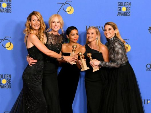 Momen Menarik Golden Globes - Cover