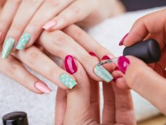 Rekomendasi salon nail art
