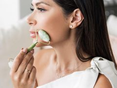 Beauty Tools Jade Facial Roller
