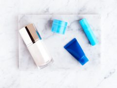 minimal skin care routine