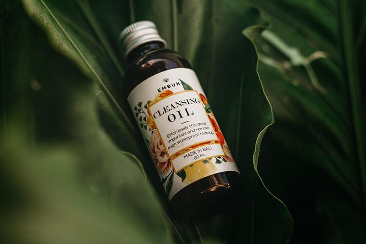 Cleansing Oil Embun Natural