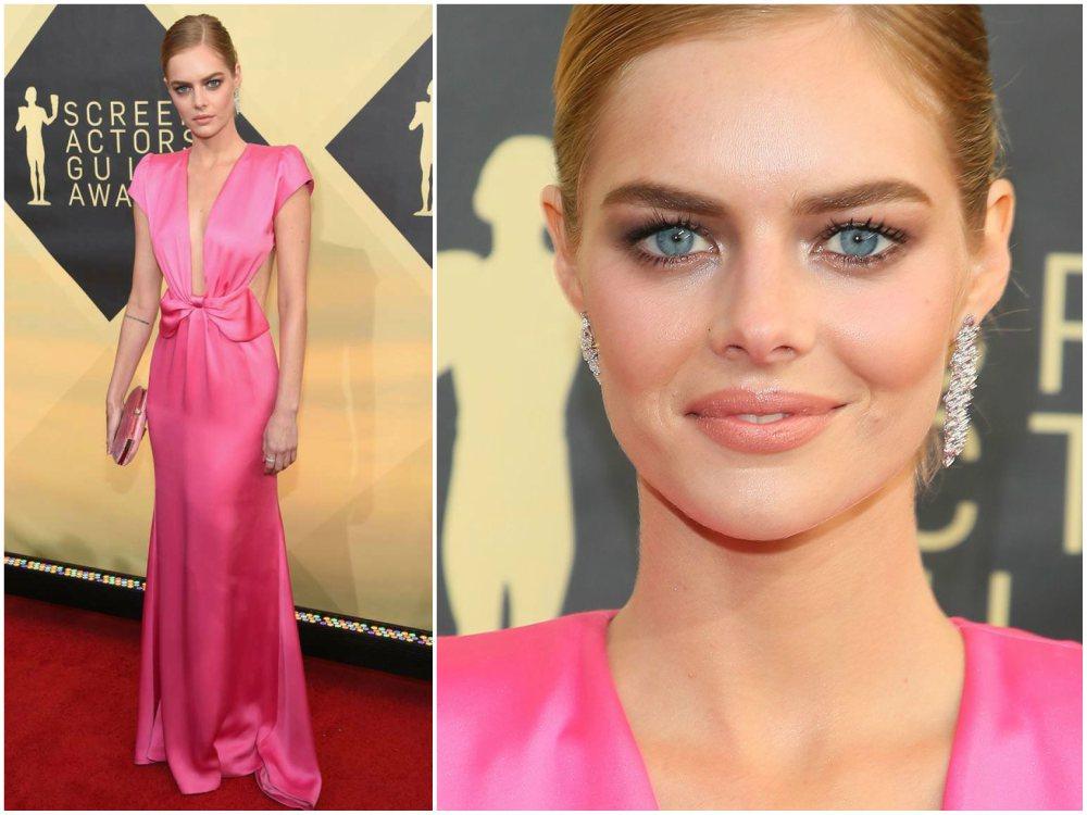 Padanan Makeup Untuk Baju Pink