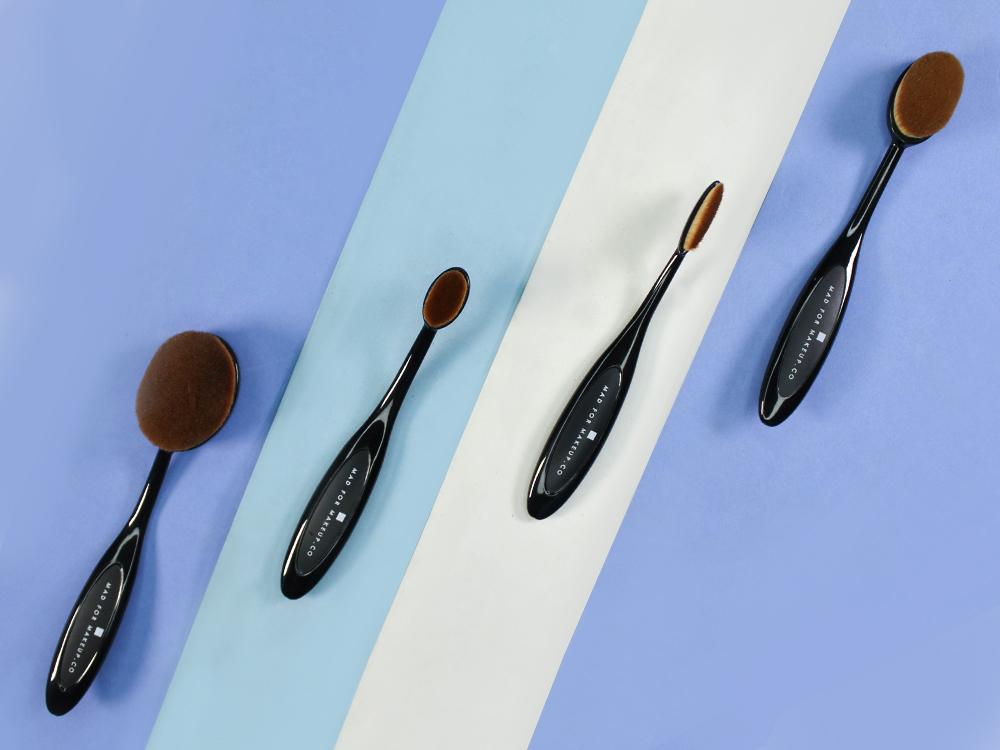better oval brush