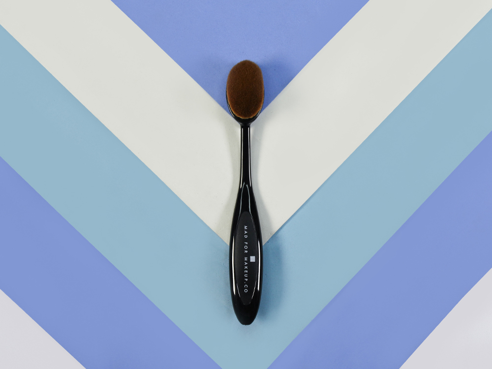 better oval brush