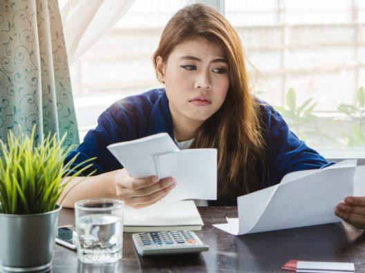 Masalah Finansial Gaji Besar - Cover