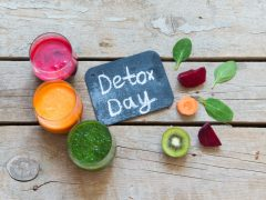Detox Juice Buatan Sendiri - Cover