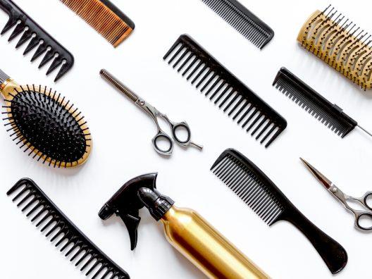 Jenis sisir rambut