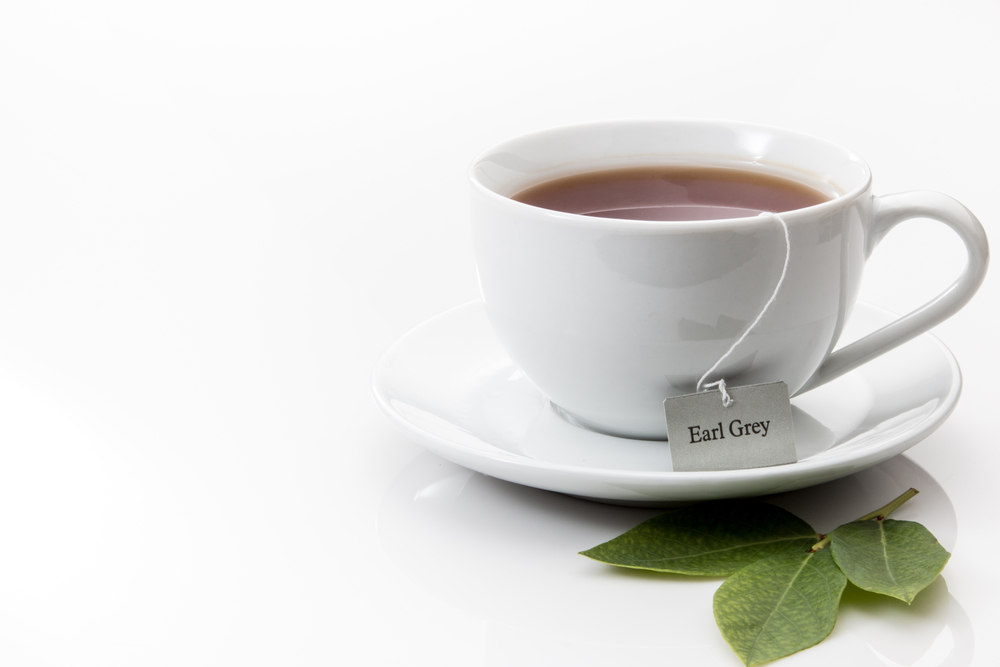 Manfaat earl grey tea