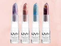 NYX Faux Marble Lipstick