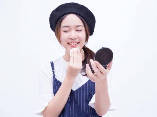 BB Cushion Korea untuk Kulit Kering