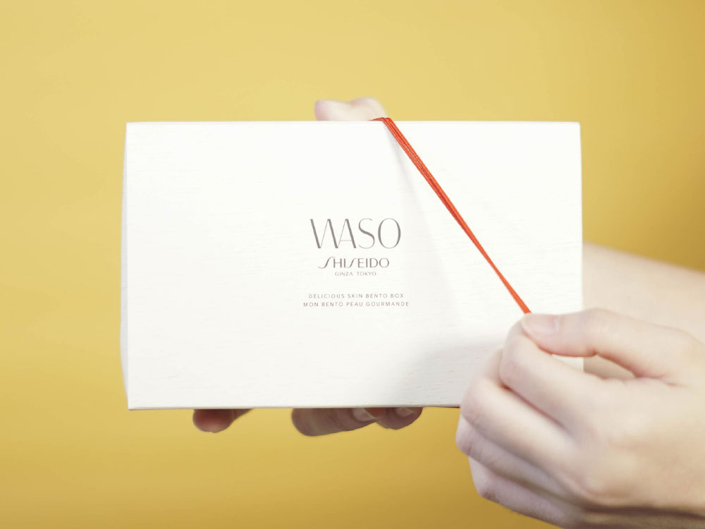 Shiseido WASO Essential Set