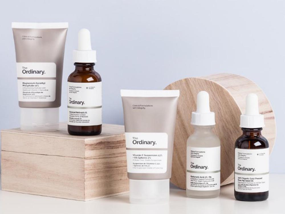 Produk The Ordinary