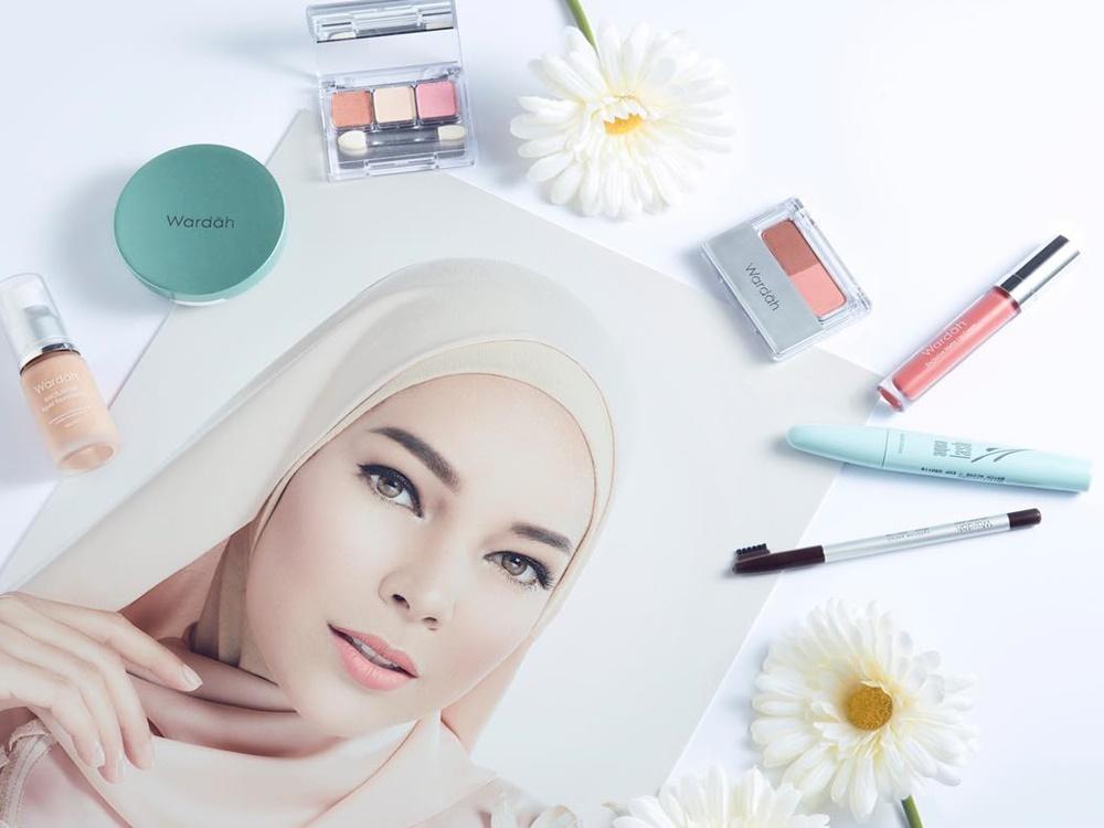 Brand kosmetik halal lokal