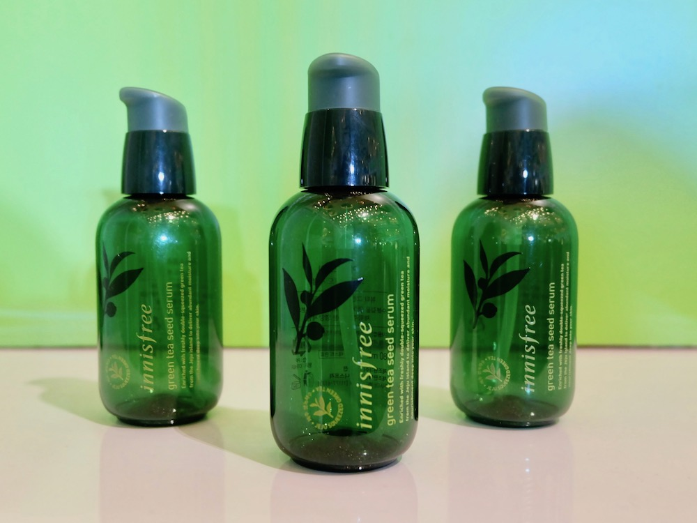NEW Green Tea Seed Serum