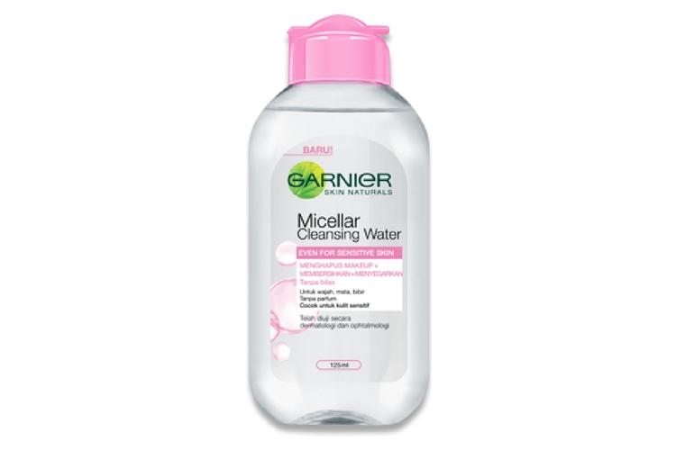 Rekomendasi Makeup Remover untuk Kulit Sensitif