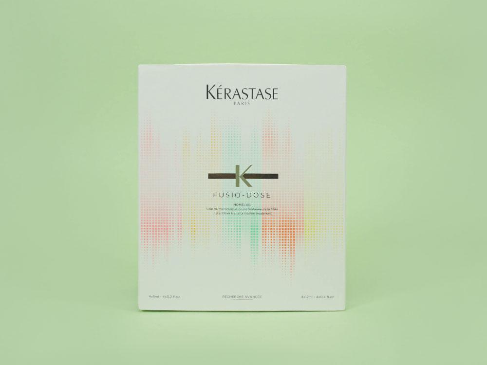 Kérastase Fusio-Dose Homelab