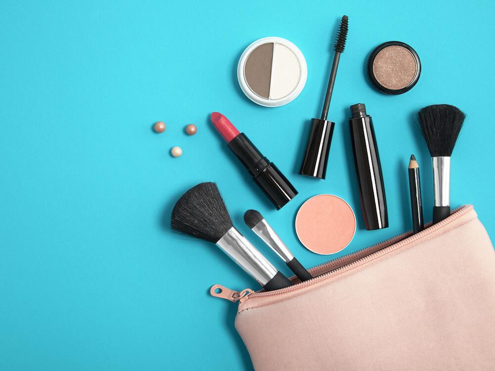 produk makeup natural tanpa repot