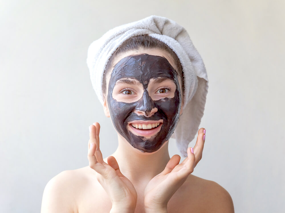 Skin Care Lokal dengan Kandungan Charcoal