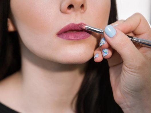 Lipstik Lokal Warna Mauve