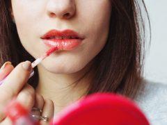 Lipstik Coral dari Brand Lokal