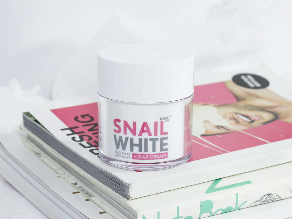 Namu Life Snailwhite Day Cream