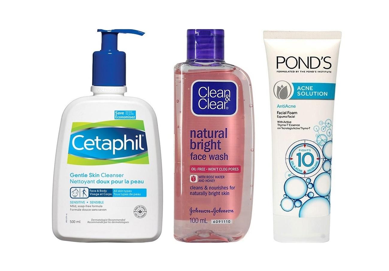 Mulai Dari Cleanser Hingga Sunscreen Ini Rekomendasi Produk Skin Acnes Foaming Wash Sabun Muka Khusus Wajah Berjerawat Jerawat Care Untuk Remaja Yang Patut Dicoba