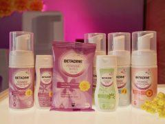 Betadine Feminine Wash dan Wipes