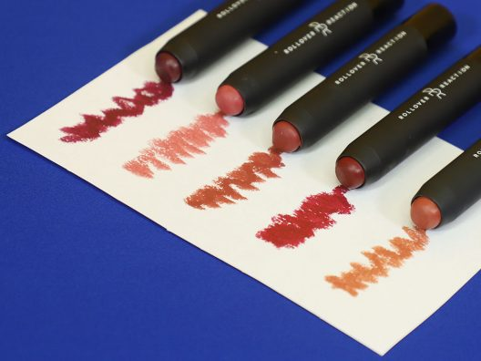 Review Rollover Reaction Chunky Lip & Cheek Crayons
