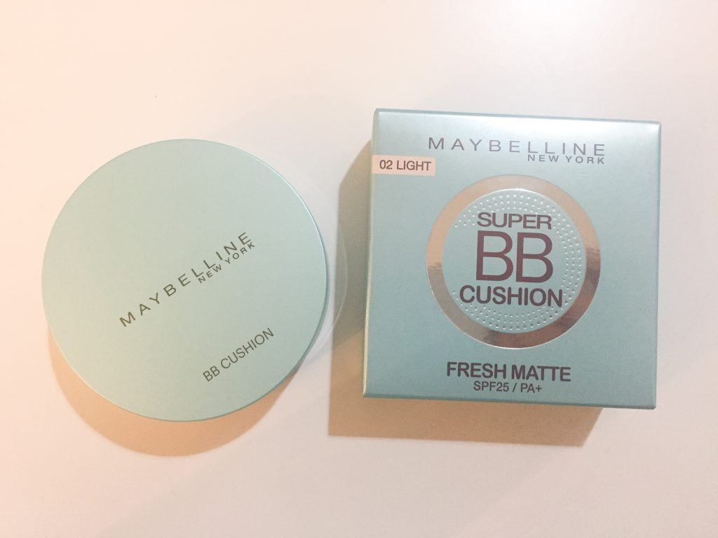 Maybelline Super BB Cushion Fresh Matte