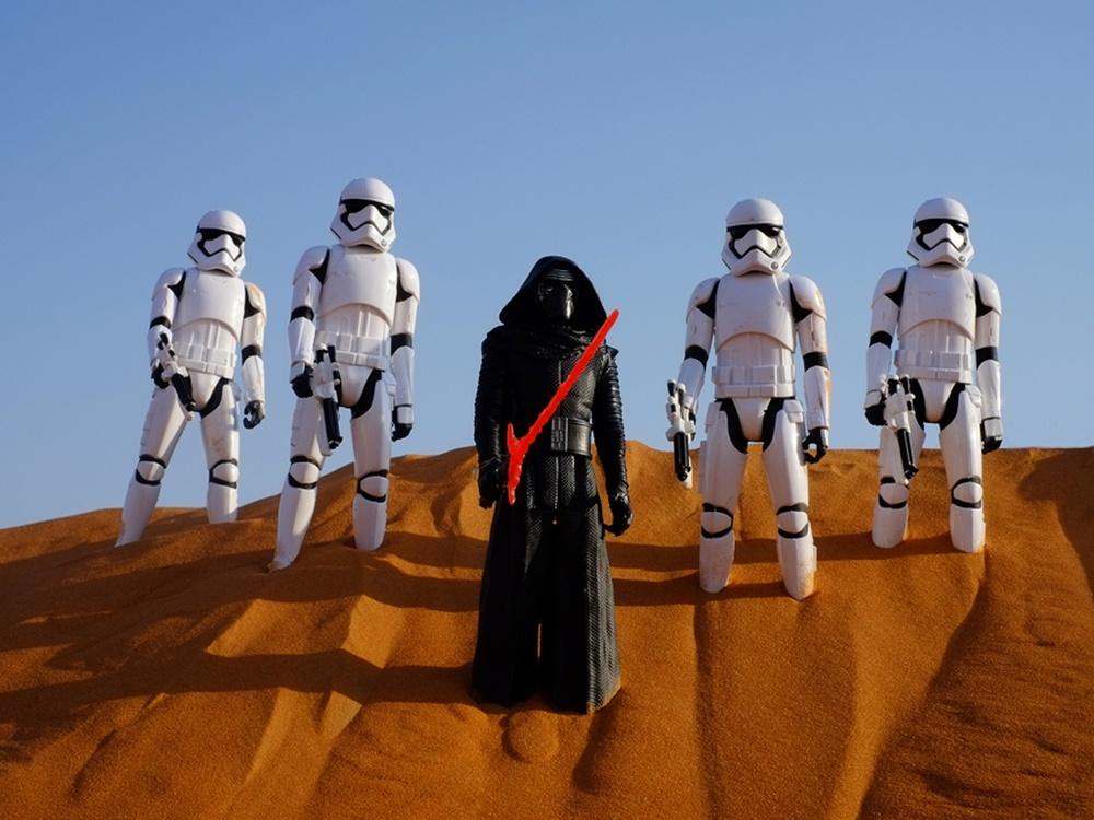 tempat yang wajib dikunjungi oleh pecinta film Star Wars