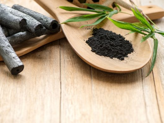 fungsi penting charcoal