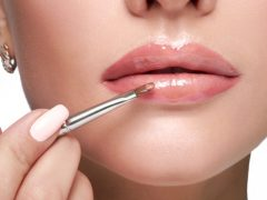 lip gloss lokal
