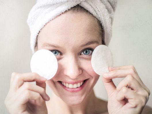 kebiasaan merawat kulit
