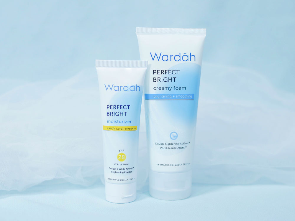 Wardah Perfect Bright Series