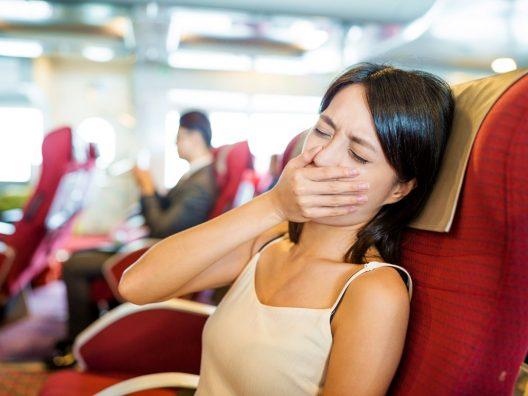 cara untuk mencegah mabuk perjalanan