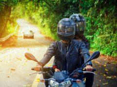 tips mudik aman dengan sepeda motor