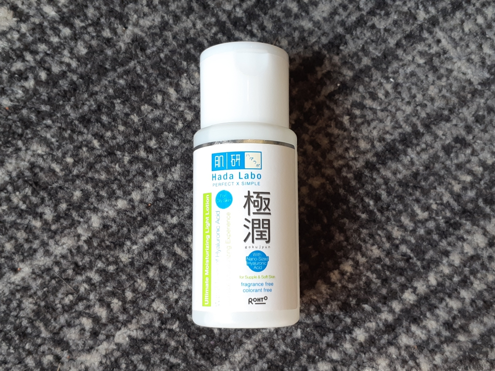 Hada Labo Gokujyun Ultimate Moisturizing Light Lotion