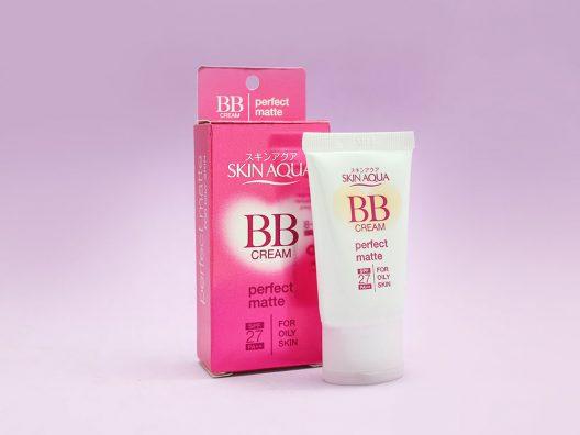 Review Skin Aqua BB Cream Perfect Matte